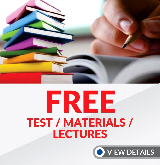 Free Tests/Materials/Lectures