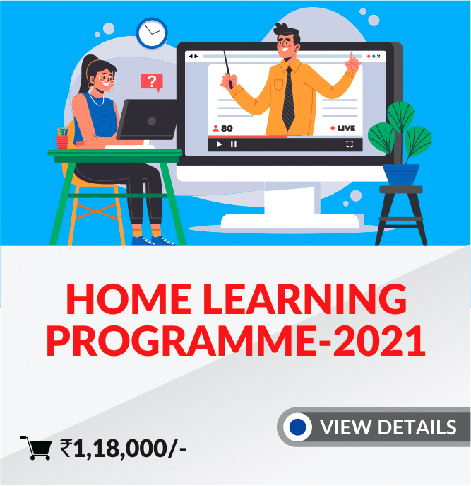 Home Learning Programme-2021